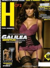 Galilea Montijo En La Revista
