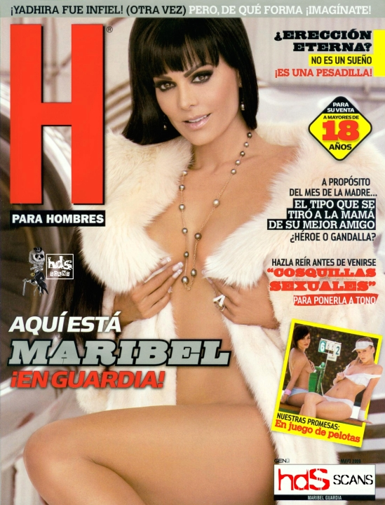 Maribel Guardia - Revista H - 01