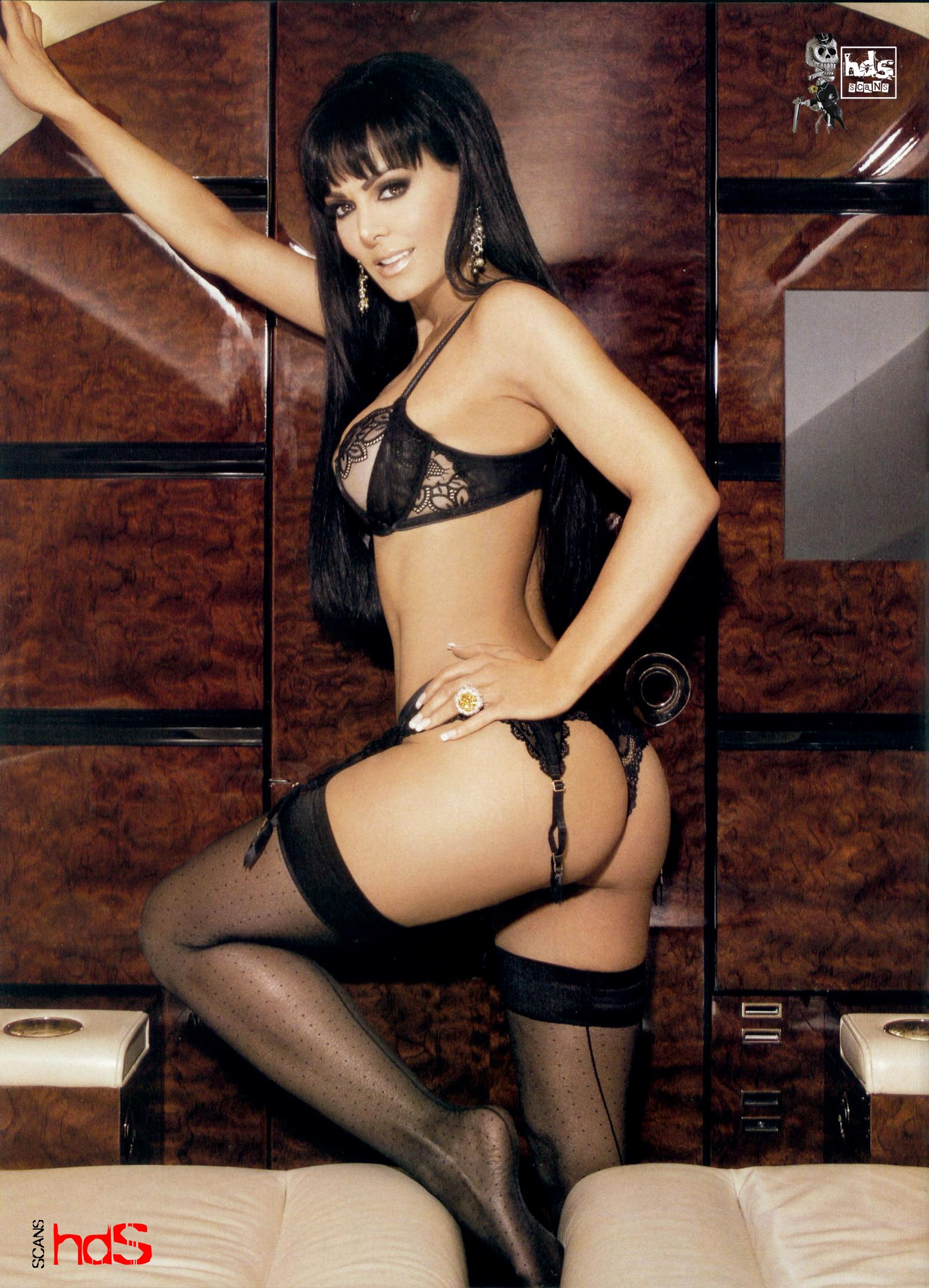 Maribel Guardia - Revista H - 09