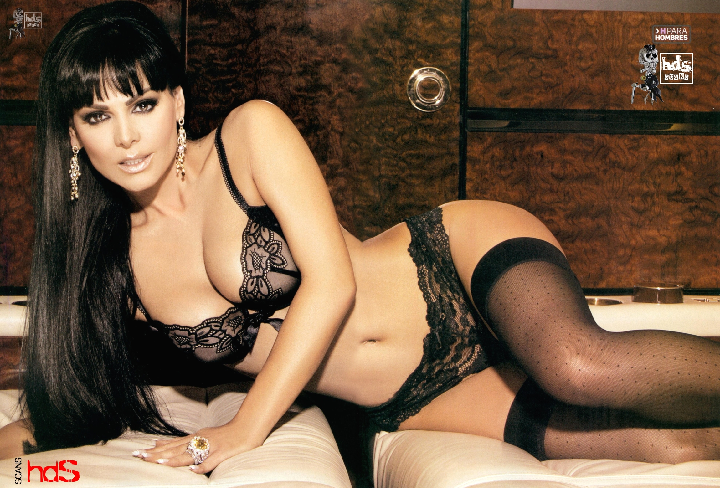 Maribel Guardia - Revista H Doble Hoja - 03