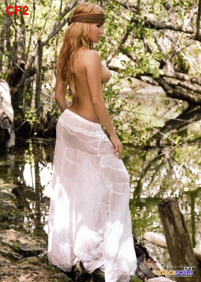 Pics Photos - Aylin Mujica Revista H Extremo 2010