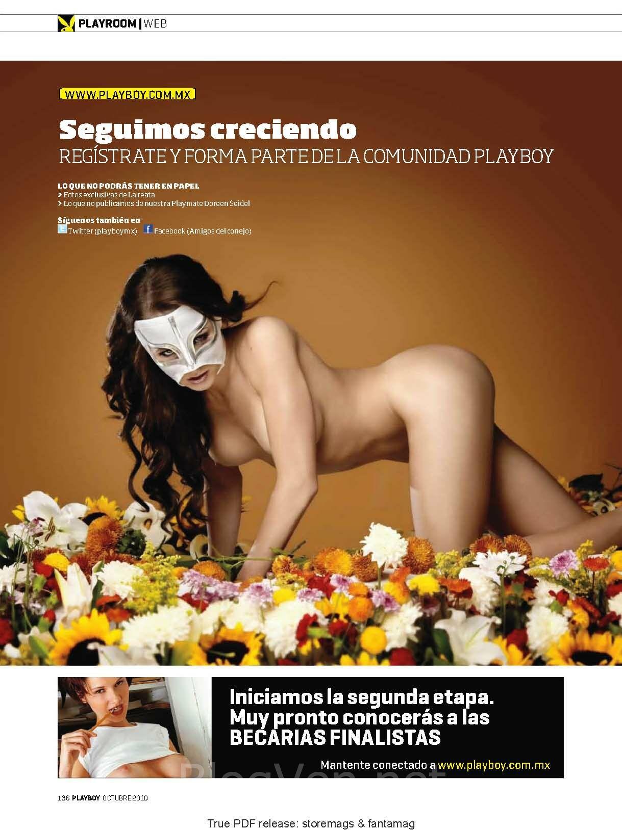 En La Reata Bicentenaria De Brozo Playboy