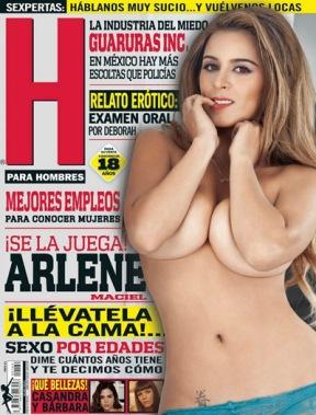 Revista H Arlene Maciel