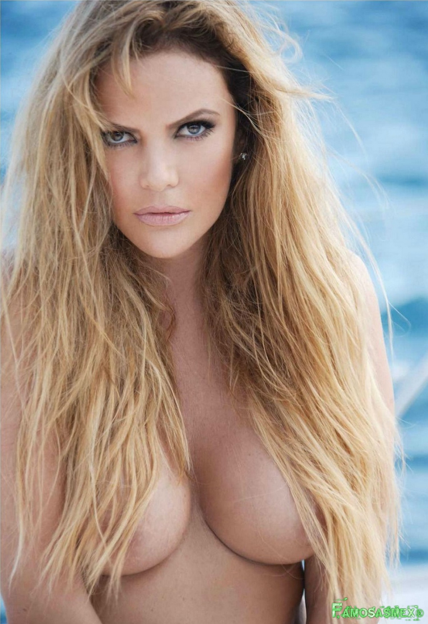 Think, Aline hernandez nude