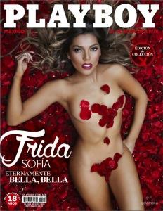 Frida Sofía Revista Playboy México Febrero 2015